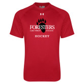 Under Armour Red Tech Tee-Hockey
