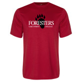 Performance Red Tee-Foresters