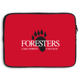 15 inch Neoprene Laptop Sleeve-Foresters