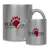Full Color Silver Metallic Mug 11oz-Foresters