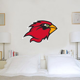 3 ft x 4 ft Fan WallSkinz-Cardinal Head