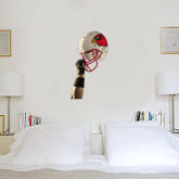 1 ft x 3 ft Fan WallSkinz-Football Helmet