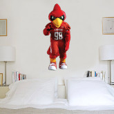 2.5 ft x 6.5 ft Fan WallSkinz-Mascot