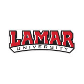 Small Decal-Lamar University, 6 in W