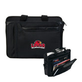 Paragon Black Compu Brief-Lamar University w/Cardinal Head