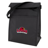 Black Lunch Sack-Primary Mark