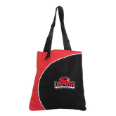 Lunar Red Convention Tote-Lamar University w/Cardinal Head