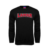 Champion Black Fleece Crew-Lamar