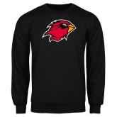 Black Fleece Crew-Cardinal Head