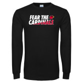 Black Long Sleeve TShirt-Fear The Cardinals