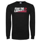 Black Long Sleeve TShirt-Fear The Cardinals
