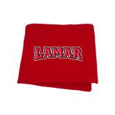 Red Sweatshirt Blanket-Lamar