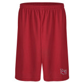 Performance Classic Red 9 Inch Short-Interlocking LU