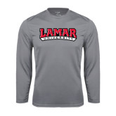 Syntrel Performance Steel Longsleeve Shirt-Lamar University