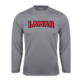 Syntrel Performance Steel Longsleeve Shirt-Lamar
