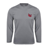 Syntrel Performance Steel Longsleeve Shirt-LU