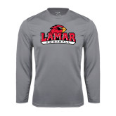 Syntrel Performance Steel Longsleeve Shirt-Football