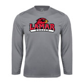 Syntrel Performance Steel Longsleeve Shirt-Soccer
