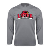 Syntrel Performance Steel Longsleeve Shirt-Softball