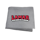 Grey Sweatshirt Blanket-Lamar University