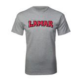 Sport Grey T Shirt-Lamar
