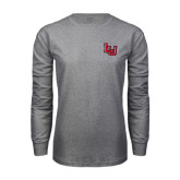 Grey Long Sleeve TShirt-LU