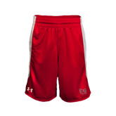 Under Armour Red Fearless Short-LU