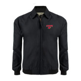 Black Players Jacket-Lamar w/Cardinal Head