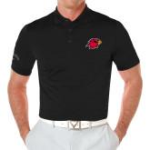 Callaway Opti Vent Black Polo-Cardinal Head