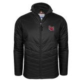 Columbia Mighty LITE Black Jacket-Interlocking LU