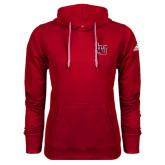 Adidas Climawarm Red Team Issue Hoodie-Interlocking LU