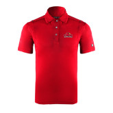 Ogio Red Performance Rivet Polo-Lamar University w/Cardinal Head
