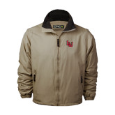 Khaki Survivor Jacket-LU