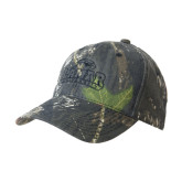 Mossy Oak Camo Structured Cap-Lamar University w/Cardinal Head