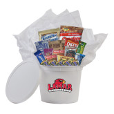 College Care Package Survival Kit-Lamar University w/Cardinal Head