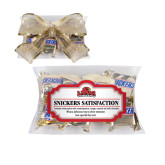 Snickers Satisfaction Pillow Box-Lamar University w/Cardinal Head
