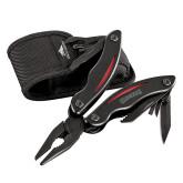 High Sierra 15 Function Multi Tool-Cardinals Engraved