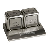 Icon Action Dice-Cardinals Engraved