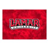 Full Color Indoor Floor Mat-Lamar University