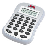 Silver Large Calculator-Lamar University