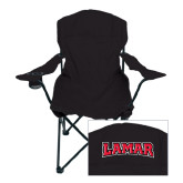 Deluxe Black Captains Chair-Lamar