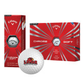 Nike 20XI Tour Level Distance Golf Balls 12/pkg-Lamar University w/Cardinal Head