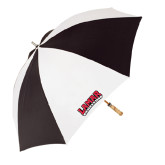 Black/White Umbrella-Lamar University