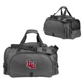 Challenger Team Charcoal Sport Bag-Interlocking LU