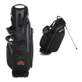 Nike Black Air Sport Carry Bag-Lamar University w/Cardinal Head