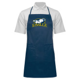 Full Length Navy Apron-La Salle