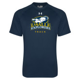 Under Armour Navy Tech Tee-Track & Field