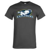 Charcoal T Shirt-Explorers