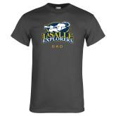 Charcoal T Shirt-Dad