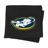 Black Sweatshirt Blanket-Mascot